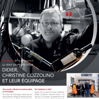Le vent en poupe pour Didier, Christine Cozzolino et leur équipage